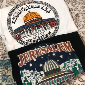 Other - Boys Jerusalem T Shirt Set